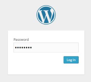 need-password